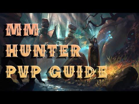 BEST MM HUNTER PVP GUIDE/ММ ХАНТ ПВП ГАЙД 3.3.5