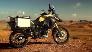 BMW F800GS Adventure (2013)