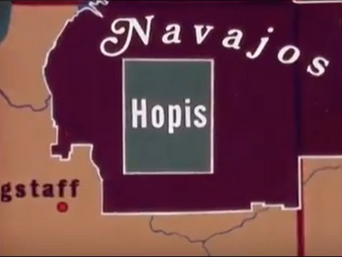 Hopi Native American Tribe - Hopituskwa - Northeastern Arizona