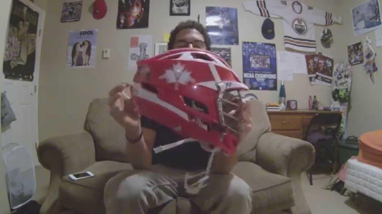 New Helmets Cascade R Minnesota Swarm Youtube