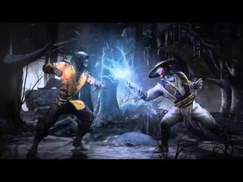 Mortal Kombat X - Wallpapers Ingame Footage Images [HD]