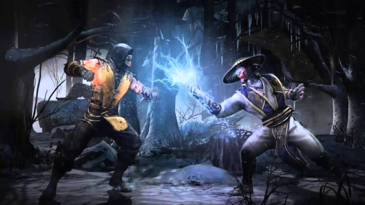 Mortal Kombat X Wallpapers Ingame Footage Images Hd Youtube