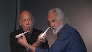 Cheech and Chong talk weed 101