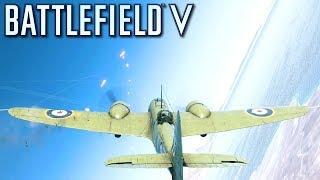 Bombowiec na Hamadzie - Battlefield V | (#6)