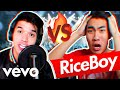 Alex Wassabi - RICEBOY DISS TRACK (Official Song)