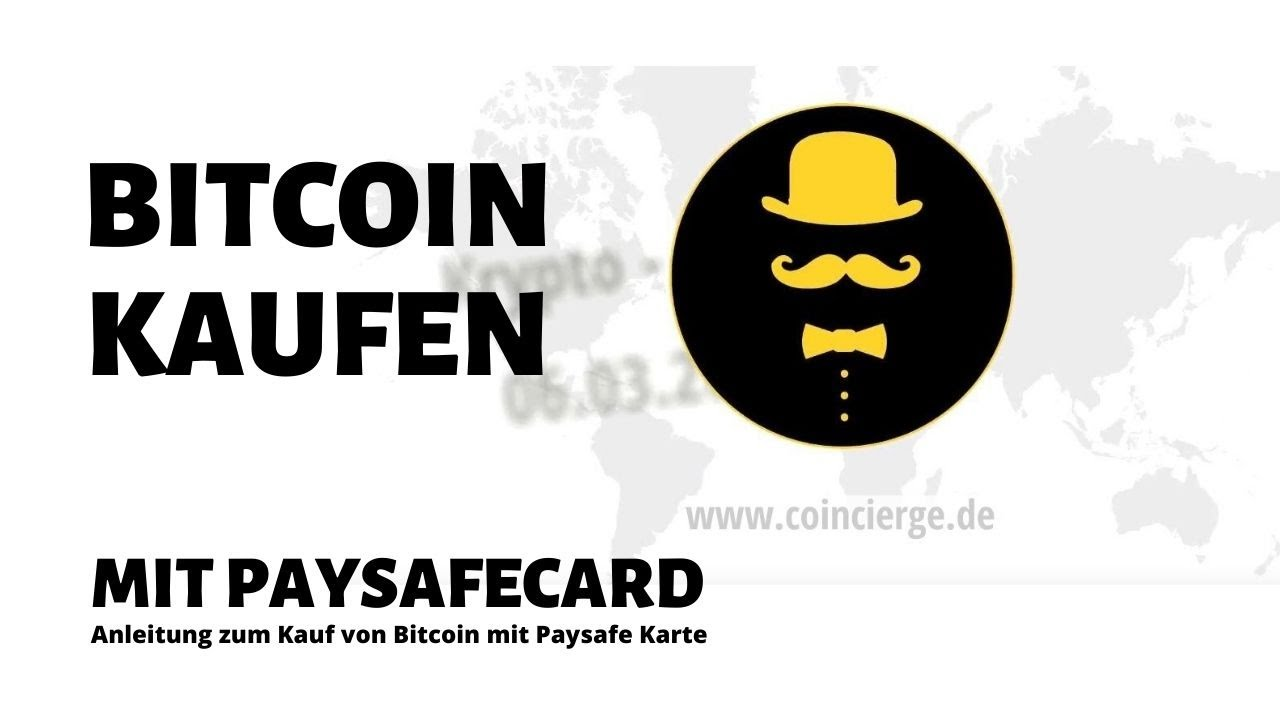 Bitcoin Paysafe