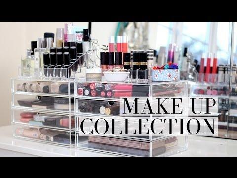 Make Up Collection & Storage: Muji Drawer Tour | I Covet Thee