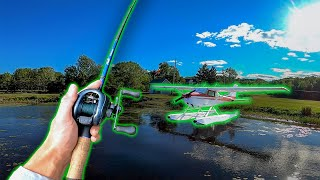 SUMMER Bass Fishing Shallow Water (MTB Lure CHALLENGE)
