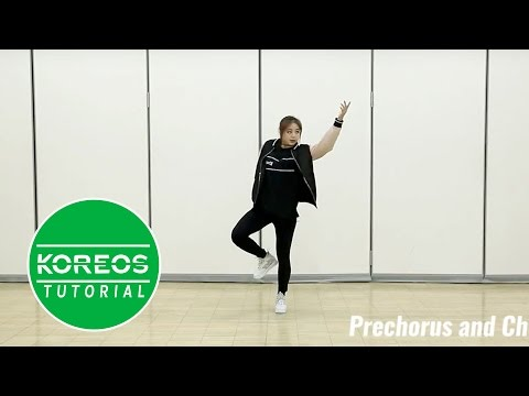[Koreos] Got7 - Never Ever Dance Tutorial (Mirrored)