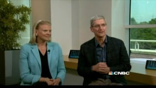Apple and IBM team up