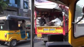 india, chennai traffic