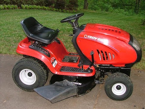 Troy Bilt Mower Steering Slipping Problem - Quick Fix