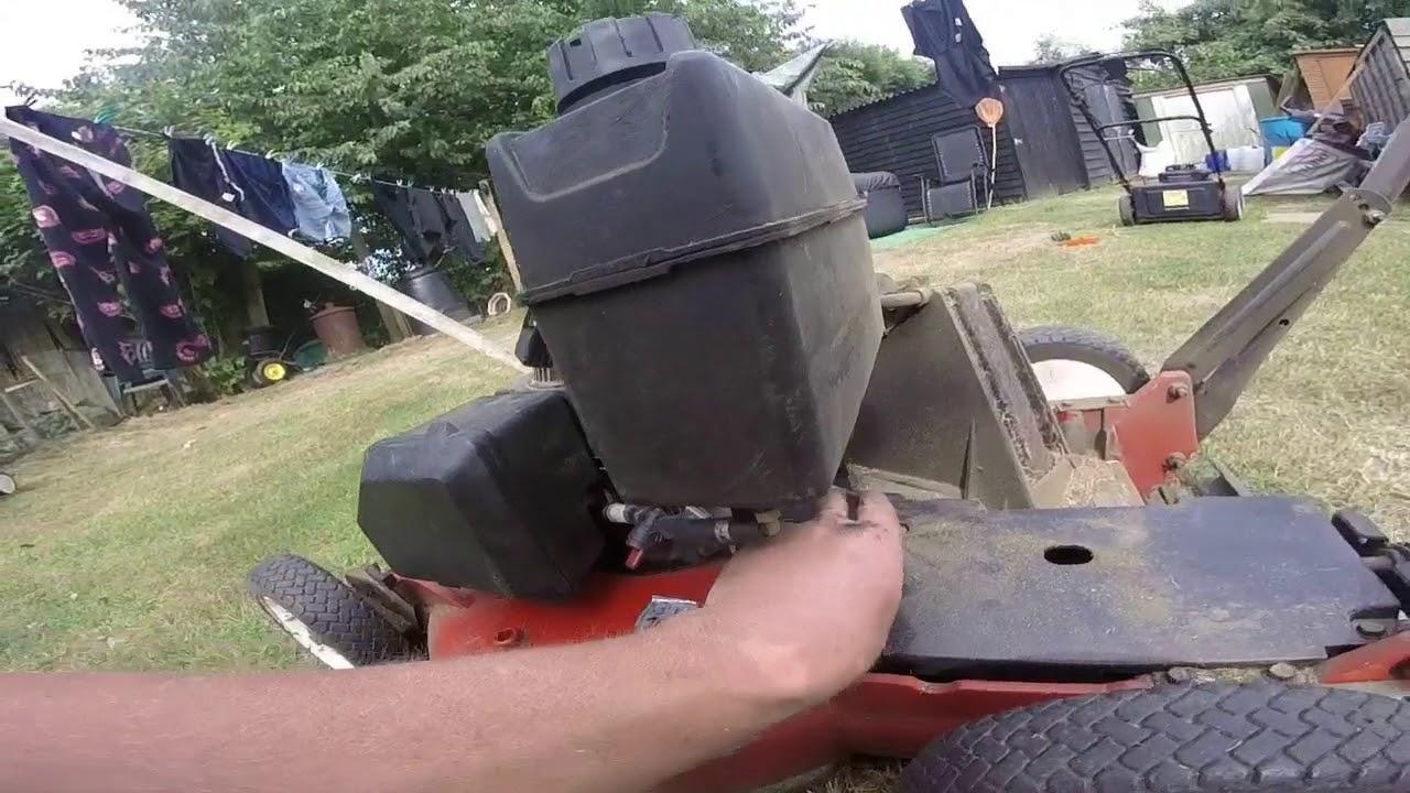 Toro Commercial TV5002 2 Stroke , Latest mower purchase Lawnmower