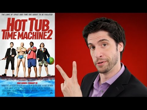 Hot Tub Time Machine 2 movie review