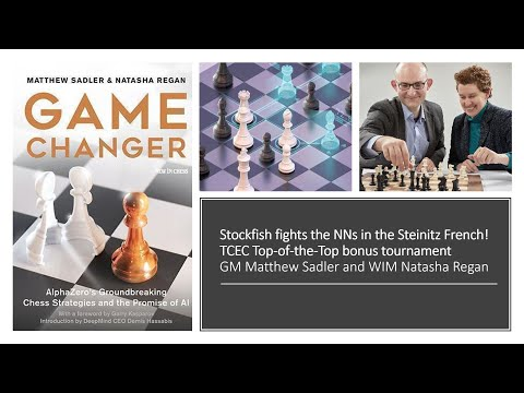 Chess Giants #39. Stockfish Fights The NNs In The French Steinitz! TCEC S18 Bonus