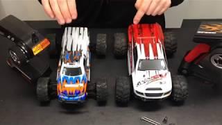 WL іграшки A979-B проти Dromida МТ4.18 безщітковий (в глибину порівняння)