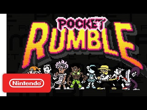 Pocket Rumble – Nintendo Switch Trailer