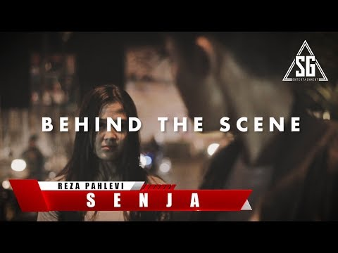 REZA PAHLEVI - SENJA  ( BEHIND THE SCENE )