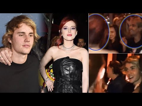 Justin Bieber & Bella Thorne hang out amid Selena Gomez break