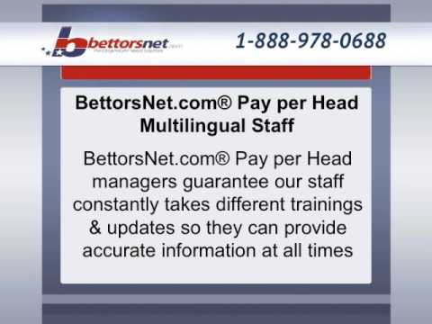 International Bookmaker with pay per head software