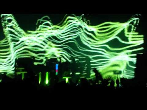 Chemical Brothers @ North Coast Music Fest, Chicago in 720p HD
