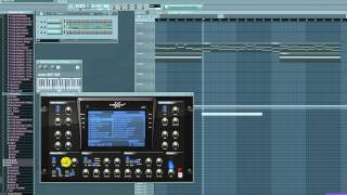 Orjan Nilsen - Between The Rays (FL Studio 9)