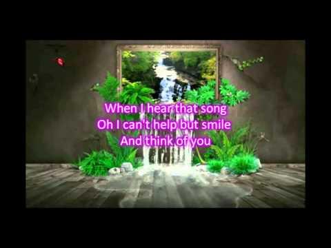 Easton Corbin - I Think Of You Lyrics