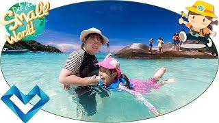 เด็กจิ๋ว@สิมิลัน เล่นน้ำเกาะแปด (ทริปเกาะสิมิลัน-เกาะรอก#2) [N'Prim W306]