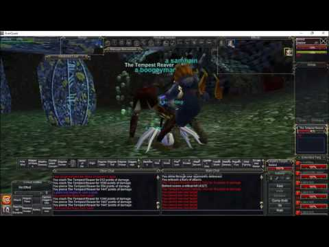Let's Play EverQuest - Going Thru The Plane of Fear!!!