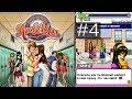 #4 High School Hook Ups Java Game. Полное прохождение | Зима и День Святого Валентина