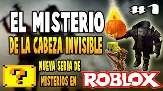 How to Have the INVISIBLE HEAD in ROBLOX 2018 September
