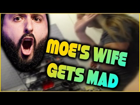 M0E'S WIFE MAD ABOUT HIM GETTING LOUD (FUNNY) - PLUS TARIKS REACTION
