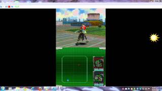 Bakugan Defenders of the Core DS Gameplay