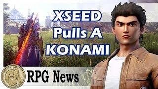 XSEED Pulls a Konami, Namco Bandai Springs a Leak! - E3 2019 JRPG Weekly Update