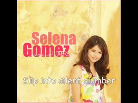 Selena Gomez - Trust in me (Music/Karaoke)