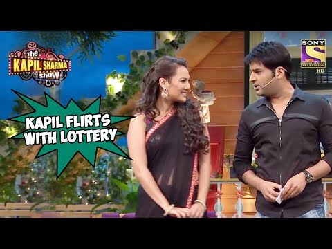 Kapil Flirts with Lottery – The Kapil Sharma Show