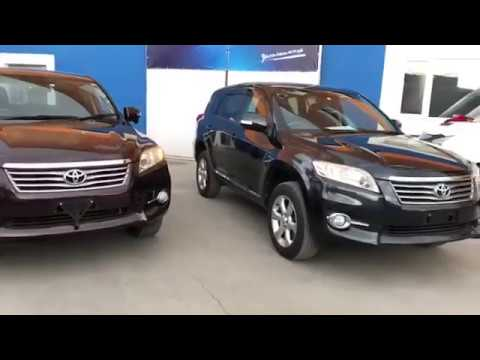 2010 Toyota Vanguard Black Edition | How To Buy Cars?