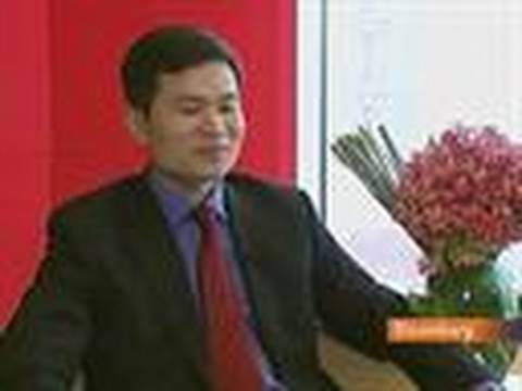 Fang Says Shanghai May List Foreign Financial Firms: Video