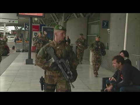 A shield and a target: France's anti-terrorism operation 'Sentinelle'