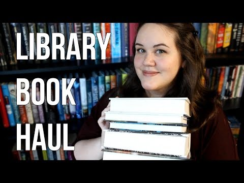 Library Book Haul