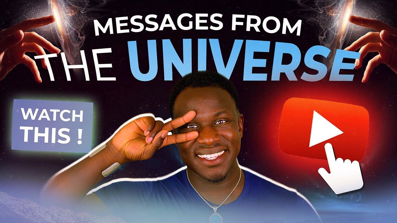 How to Receive Messages From The Universe (WARNING - this video will change your life!)