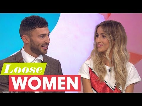 Jake Quickenden Talks Honestly About His Hair Transplant | Loose Women