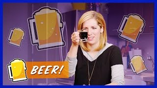 WEIRD BEER FLAVORS | Something New | Strawburry17