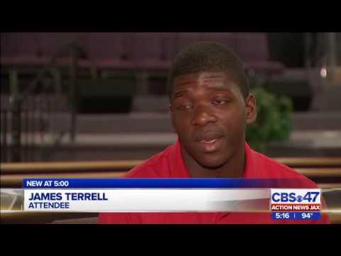 Jacksonville Group of Men Hosts 'Real Men Talk'
