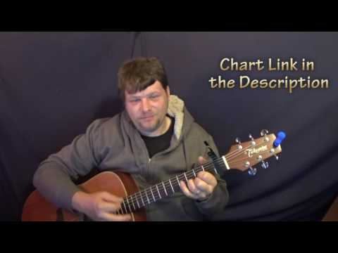 Sunday Morning Coming Down (Johnny Cash) Guitar Cover and Chord Chart