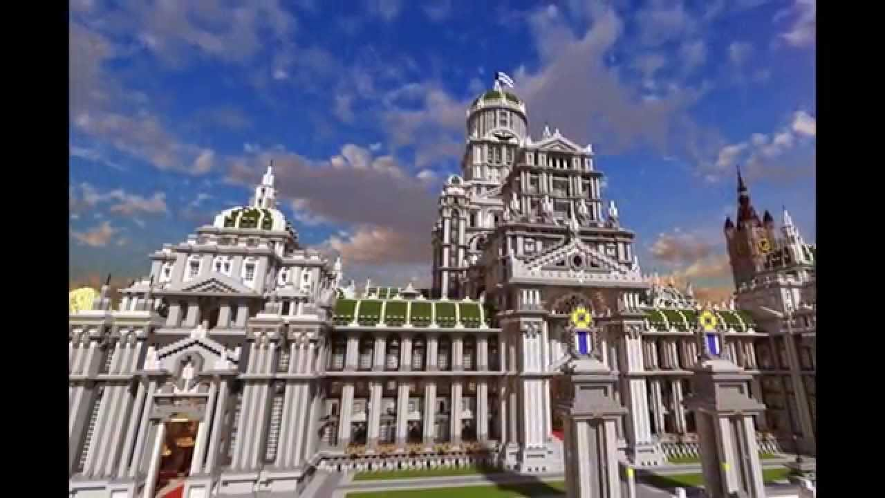 Top 5 construction de malade dans minecraft youtube - Minecraft guide de construction ...