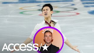 Adam Rippon Reacts To The Tragic Death Of Olympic Figure Skater Denis Ten | Access