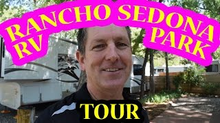 Rancho Sedona RV Park Tour