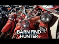 5000 Motorcycles? Plus Rare Vincent Rapide & Velocette Venom | Barn Find Hunter    Ep. 95