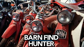 5000 motorcycles? Plus rare Vincent Rapide & Velocette Venom | Barn Find Hunter  - Ep. 95